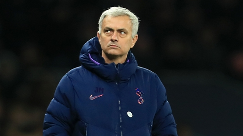 Jose Mourinho's men look likely to miss out on the top four