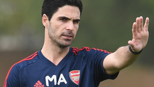 Mikel Arteta believes his Arsenal squad have benefited from their Dubai training camp