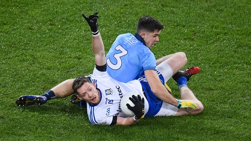 Conor McManus claims 'an attacking mark'