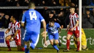 O'Sullivan wheels away to celebrate his goal