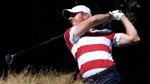 """Rory McIlroy: """"I'm feeling pretty good about my game."""""""