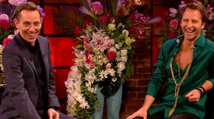 Chesney Hawkes charms The Late Late Show