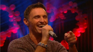 Marti Pellow on The Late Late Show