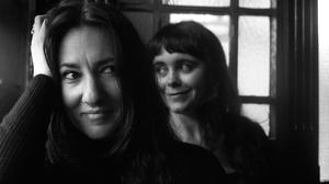 Lucie Azconaga and Consuelo Nerea Breschi,, AKA Varo (Pic: Adrian Crowley)