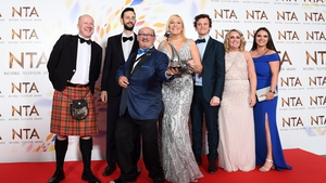 Brendan O'Carroll and the Mrs Brown's Boys team recently celebrated winning Best Comedy at the UK's National Television Awards