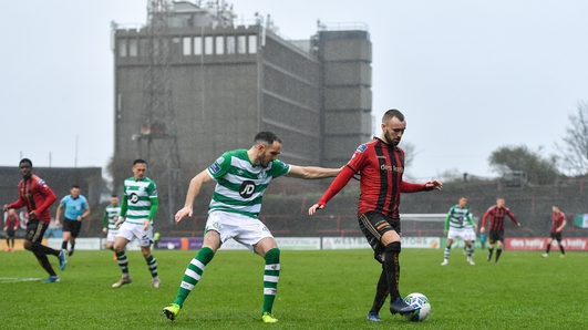 Managers reflect on the big Dublin Derby