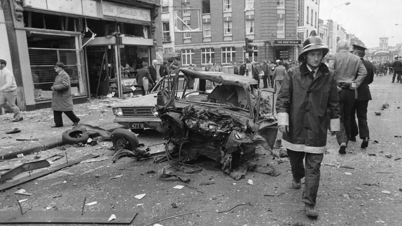 The         Glenanne Gang is believed to have been involved in the 1974         Dublin and Monaghan bombings