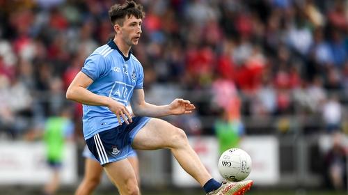 Ciarán Archer shone for Dublin