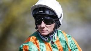 Jockey Paul Hanagan suffered a fall at Newcastle aboard Requinto Dawn.