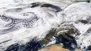 "Brewing up a storm: ""storminess in Ireland has varied over decades, centuries and millennia, posing challenges to human populations and altering ecosystems"""