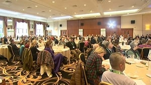 Today is the second day of hearings for the Citizens' Assembly on gender equality