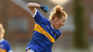 Aishling Moloney kicked ten points