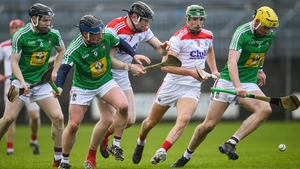 Conditions were difficult in Cusack Park