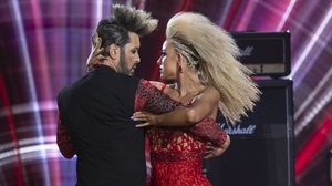 Brian Dowling and Laura Nolan were voted off in Sunday's Dancing with the Stars