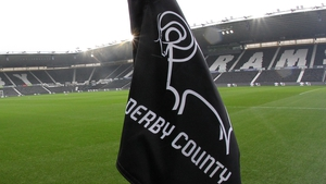 Several first-team staff members and players at Derby have tested positive for Covid-19