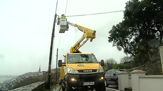 1,700 premises still without power after Storm Dennis