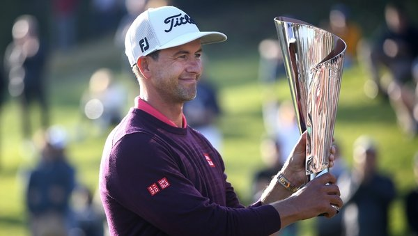 Scott overcame dropping three shots in two holes on the front nine to card a closing 70 and finish 11 under par