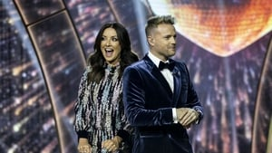 Every week, we find out what Dancing with the Stars hosts Jennifer Zamparelli and Nicky Byrne are wearing on the dancefloor.
