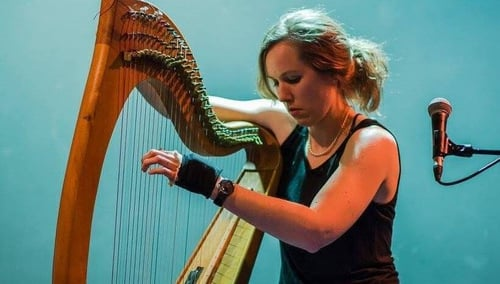 ComposersÚna Monaghan will present work at this year's New Music Festival