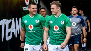 CJ Stander and Josh van der Flier have impressed in Ireland's first two Six Nations games