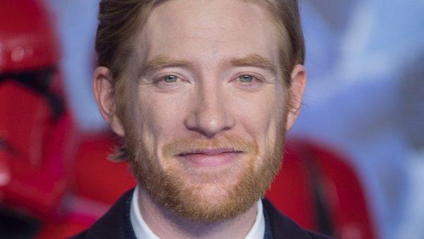 Domhnall Gleeson spoke to Jess O'Sullivan to discuss burn out and taking time to recharge.