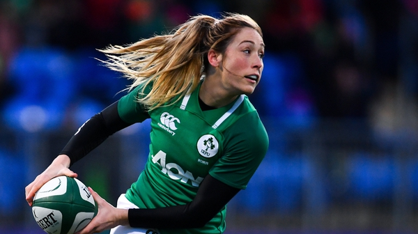 Eimear Considine had been named to start this morning