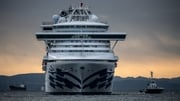 Passengers have been quarantined on the Diamond Princess