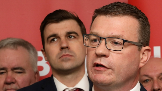 Tipperary TD Alan Kelly launches leadership bid