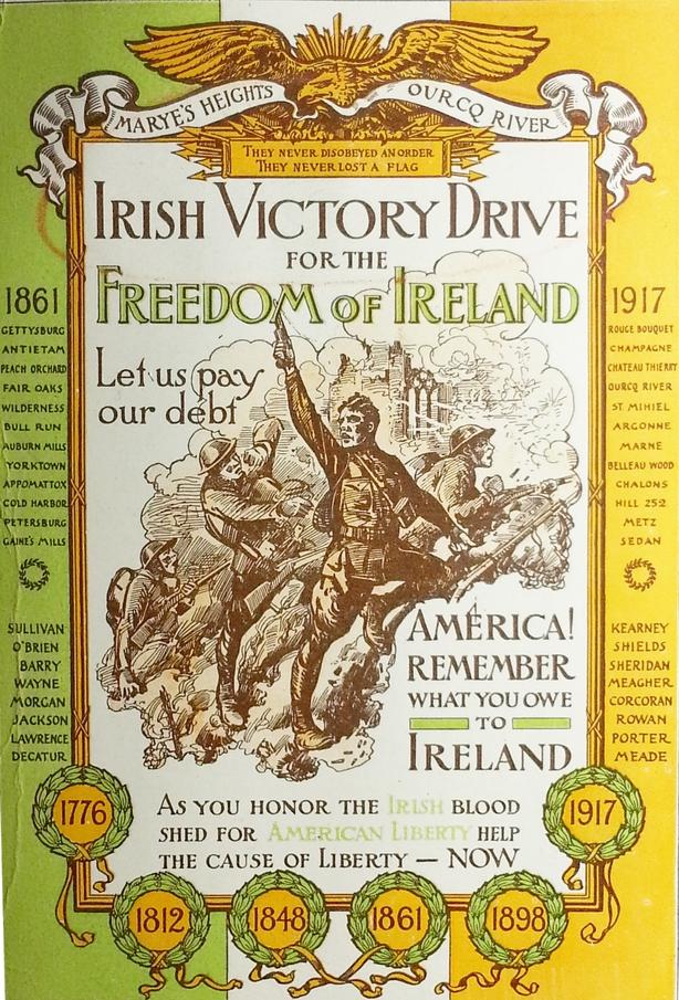 Friends of Irish Freedom: the Americans who changed Irish history