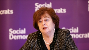 Social Democrats co-leader Catherine Murphy said the pay rise was 'a top-down extravagance'