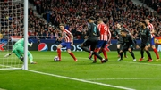 Saul Niguez scored the only goal of the game in Spain