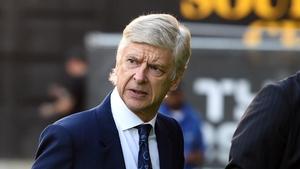 Arsene Wenger spent 22 years at Arsenal