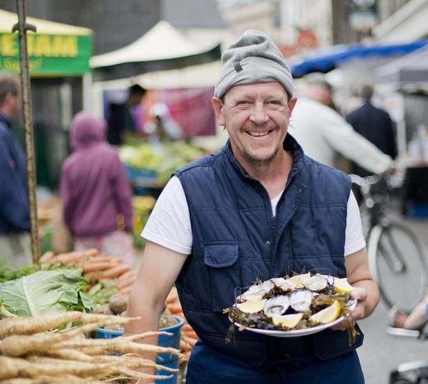 Galway Market (Tourism Ireland/PA)