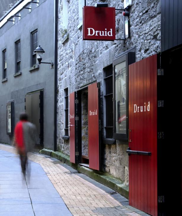 Druid Lane (Colm Hogan/PA)