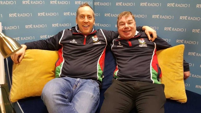 Mixed-Ability Rugby on The Ryan Tubridy Show