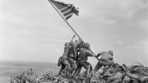 Irish man sets record straight on Iwo Jima photo