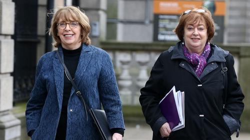 The Social Democrats are due to meet Sinn Féin again on Thursday