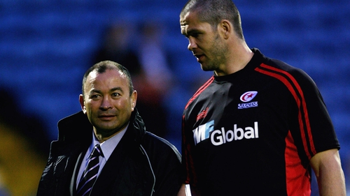 Eddie Jones is out of contract next summer