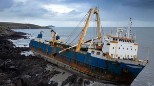 €10 million estimated cost to salvage the badly damaged vessel near Ballycotton