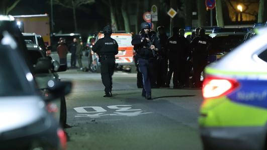 Nine People Shot Dead In Germany
