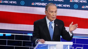 Michael Bloomberg faced fiery attacks from fellow Democrats during his debut debate in Las Vegas