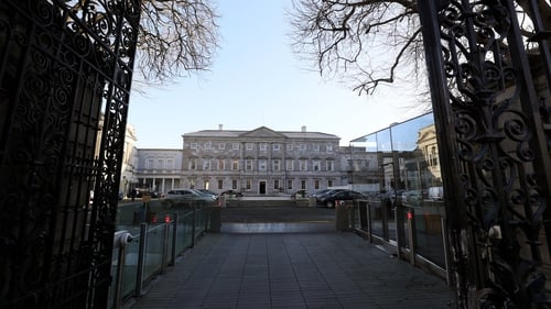 The legislation will be passed by the Dáil during a short sitting on Thursday afternoon