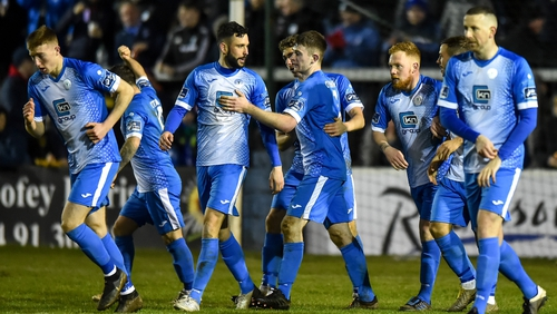 Harps play a second north-west derby in-a-row this evening