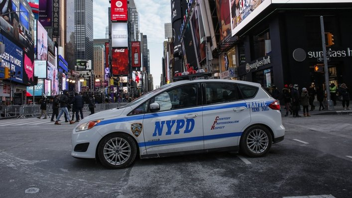 NYPD Chief of Department on The Ryan Tubridy Show