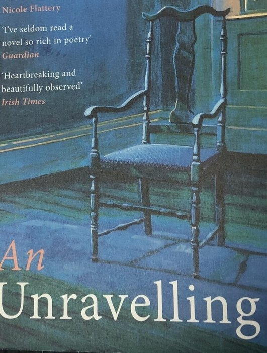 An Unravelling - Elske Rahill