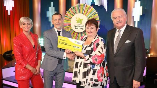 Tipperary woman on winning streak on lottery show