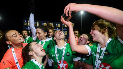 Peamount are the defending champions