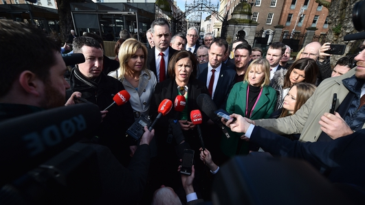How do Northern Unionists feel about Sinn Féin's strong showing in the General Election?