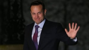 Taoiseach Leo Varadkar tendered his resignation to President Higgins last night