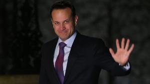 Taoiseach Leo Varadkar tendered his resignation to President Higgins last night